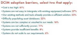 DCIM-adoption barriers-by-Uptime Institute