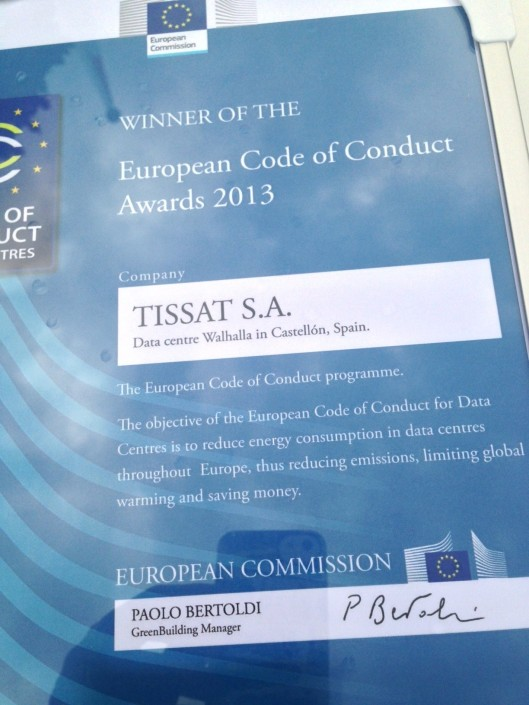 Picture of the European Commission Award