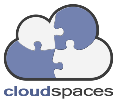 CloudSpaces logo